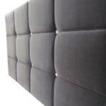 minimalistlik voodipeats topelttepingutega